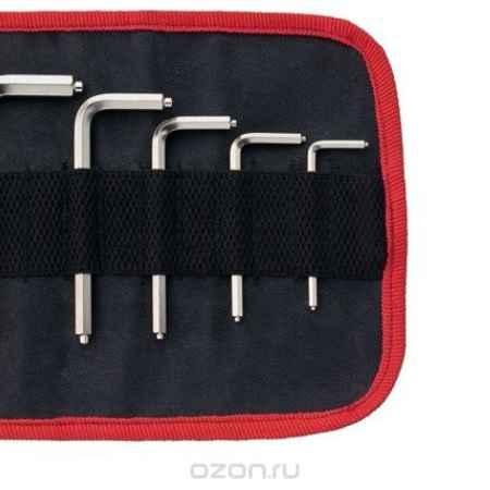 Купить Набор ключей 6-тигранных 359 в сумке, 5 предметов Wiha 33391