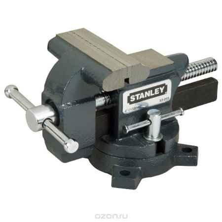 Купить Тиски Stanley MaxSteel для небольшой нагрузки, усилие стяжки: 110 кг. 1-83-065