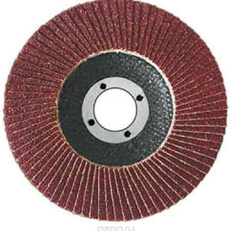 Купить Диск наждачный FIT лепестковый,125 x 22 мм, Р60. 39553