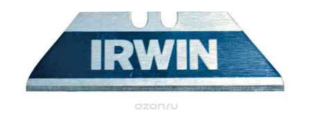 Купить Лезвия для ножей Irwin, биметаллические, трапециевидные, 5 шт