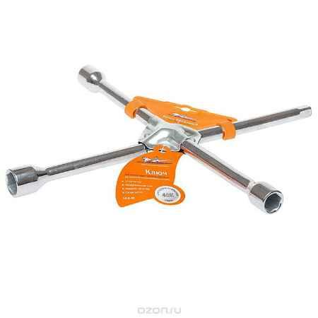 Купить Ключ баллонный Airline AK-B-02, крестовой, усиленный, 17 мм, 19 мм, 21 мм, 1/2