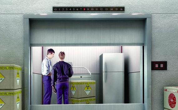 Характеристика грузовых лифтов