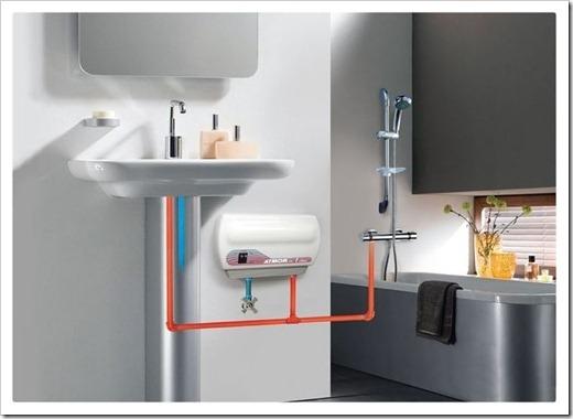 Главный конкурент проточного водонагревателя