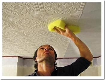 Подвесные потолки и традиционные методы отделки