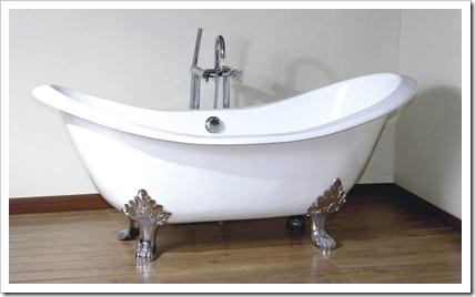Материалы, используемые для производства современных ванн