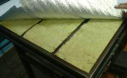 Утепление двери из металла в частном доме