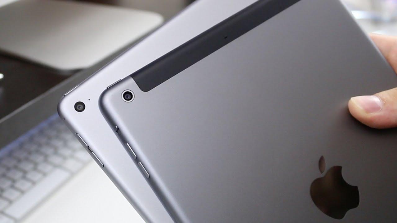 Достоинства планшетов от Apple