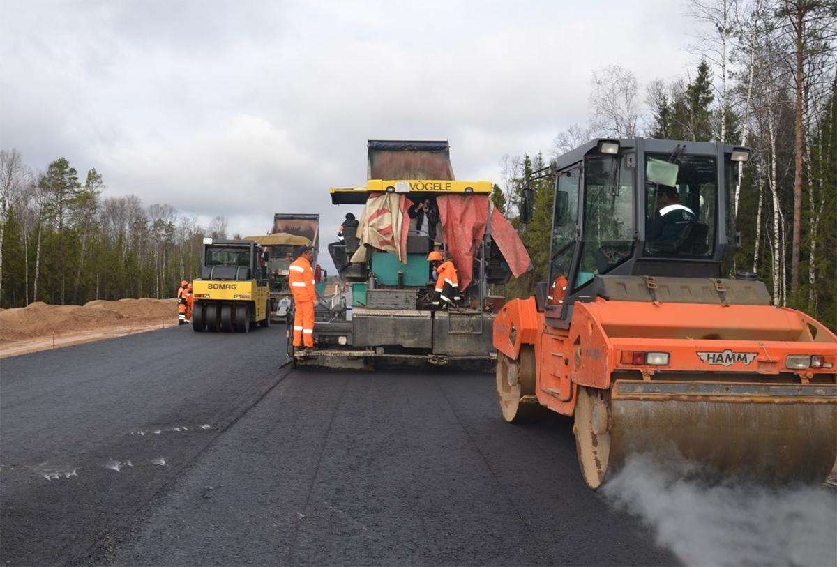 Автомобильная дорога: основные виды работ