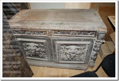 Полное реновирование старой мебели