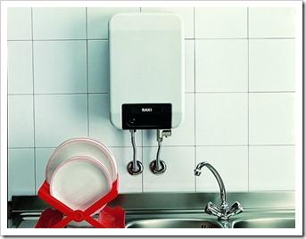 В чём заключаются преимущества использования проточного водонагревателя?