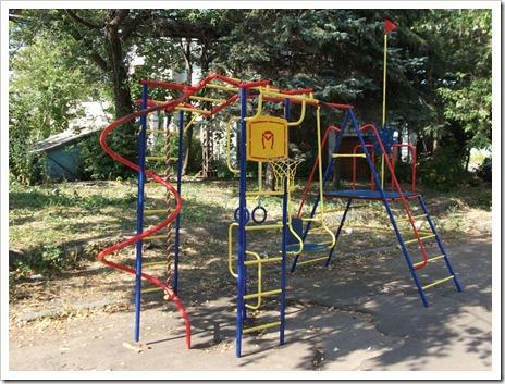 Выбор спортивного комплекса для ребёнка