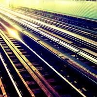 из чего сделаны железнодорожные рельсы