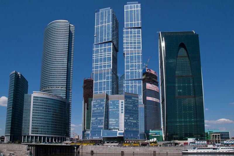Сколько бизнес центров в Москве