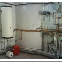 Монтаж сети водопроводных труб