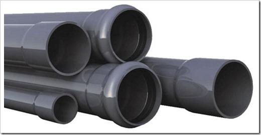 Положительные стороны использования напорных ПВХ-труб