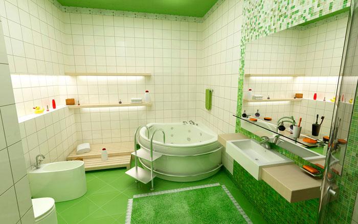 Как правильно сделать ремонт в ванной