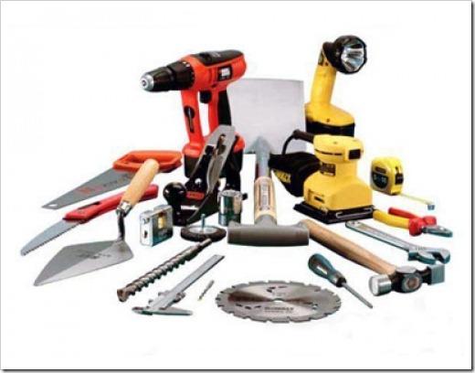 Классификация ручного инструмента