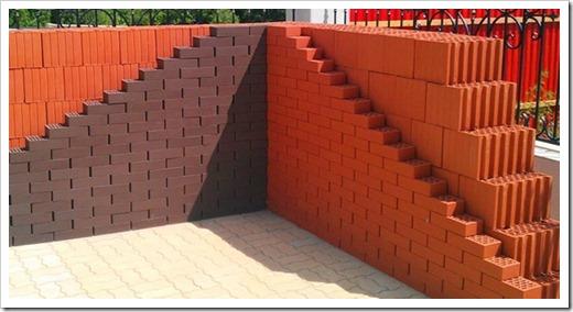Применение рядового кирпича для строительства дома