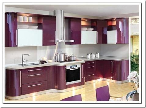 Различные кухонные столешницы