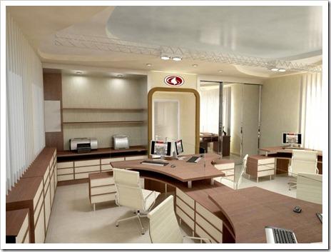 Офис: практичность на первом месте