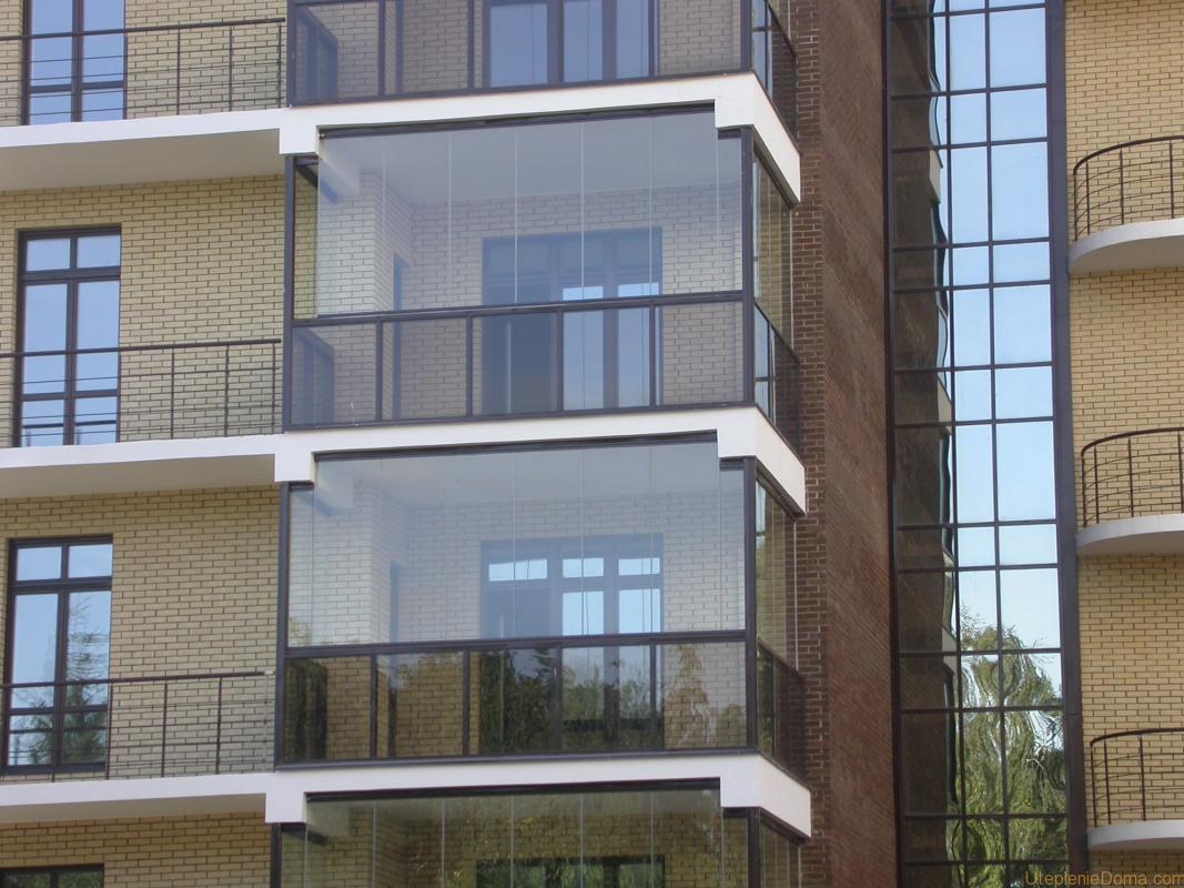 Как узаконить остекление балкона?