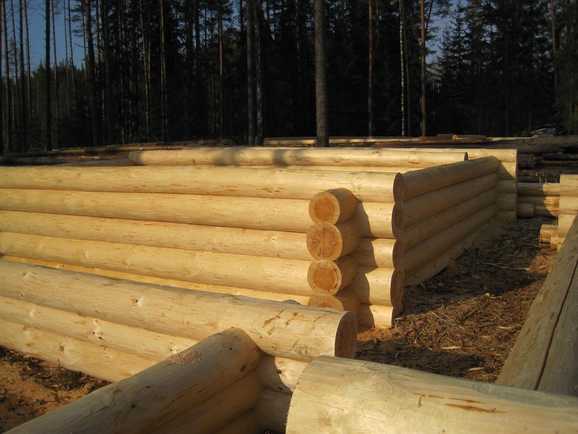 Как сделать деревянные сруб фото 296