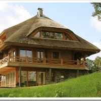 В чем заключается смысл экологических домов?