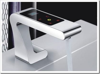 Преимущества использования автоматических сенсорных смесителей