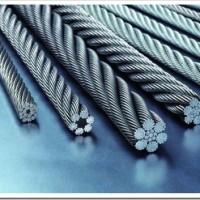 Различные виды навивки стальных тросов