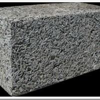 Из чего производят арболитовые блоки?