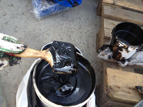 Битумная мастика приготовление своими руками 767