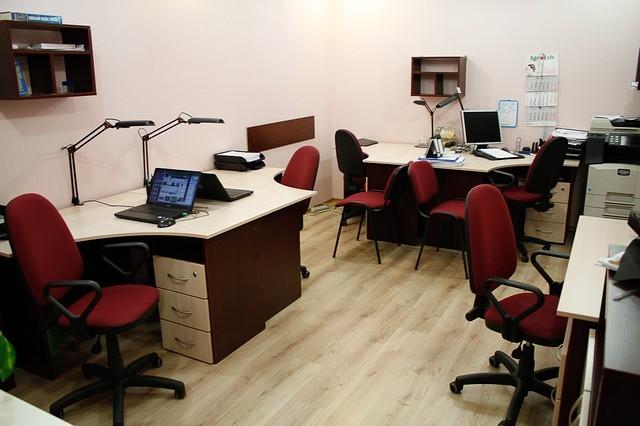 Чем должно быть оборудовано офисное помещение?