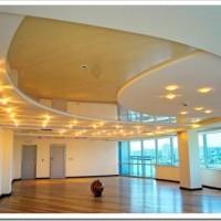 Основные характеристики натяжных потолков