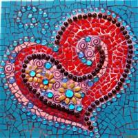 Как сделать мозаику