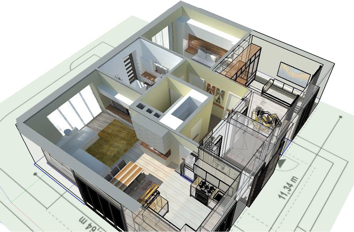 Фундамент и планирование дома