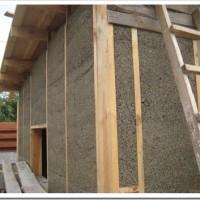Этапы утепления деревянного дома.