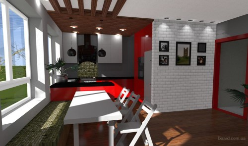 3D проект интерьера