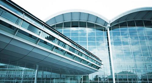 Светопрозрачный фасад