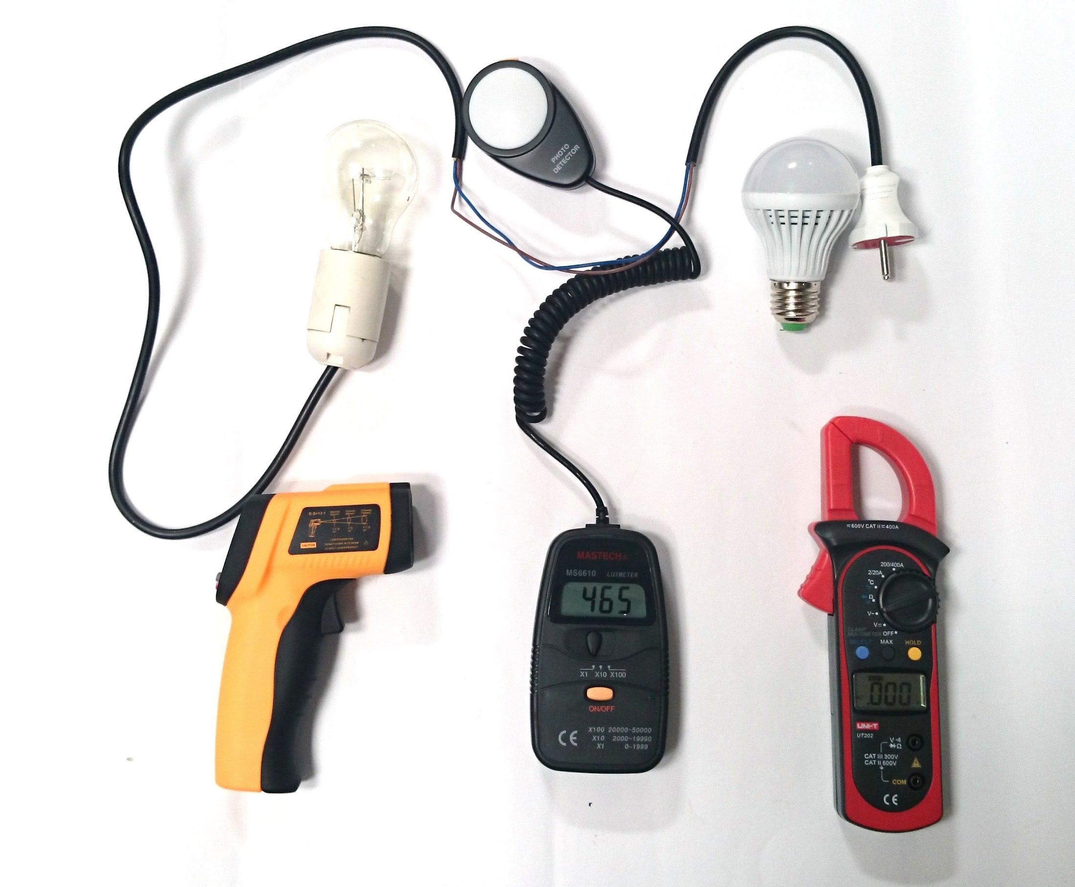 Экономия электричества с помощью различных приспособлений