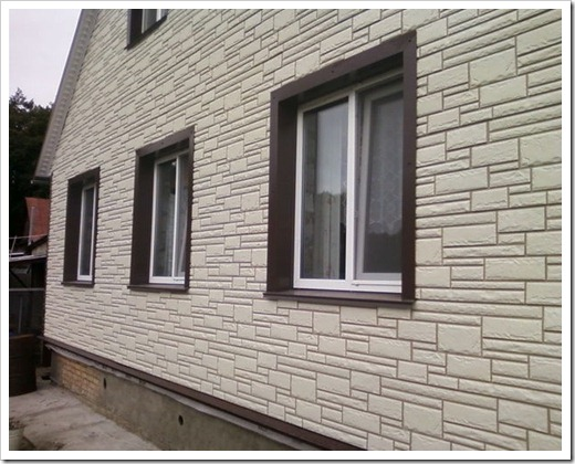Выбор сайдинга и утепление фасада
