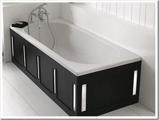 Доработка стальной ванны