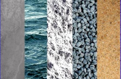 Составные части бетона