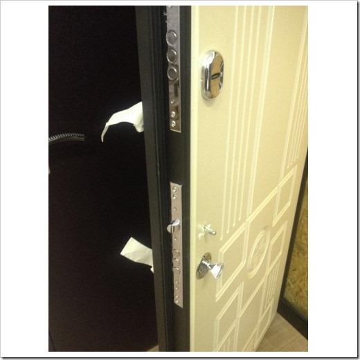 Основные методы предосторожности для входной двери
