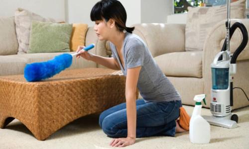 Как чистить мягкую мебель
