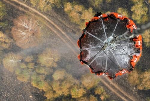 емкость для воды на вертолете