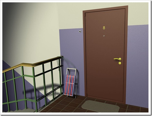 Фурнитура для двери и замки