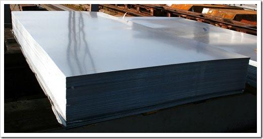 Принципы производства листовой стали