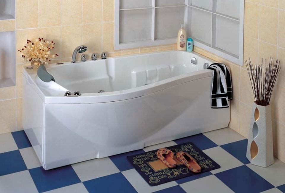 Какую ванну купить - акриловую или стальную