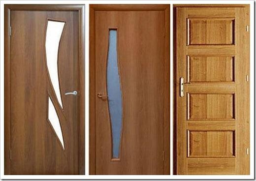 Шпонированная дверь – идеальный компромисс