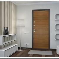 Выполнение замеров и установка дверной коробки